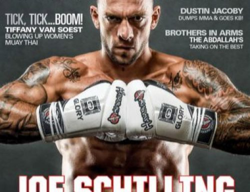Joe Schilling: All the Glory