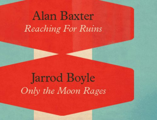 Review of Aust Fiction: Only The Moon Rages
