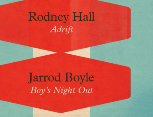 Review of Aust Fiction: Boy's Night Out