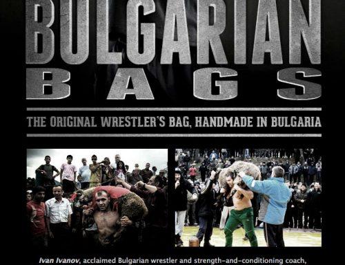Iron Edge: Bulgarian Bag Email Newsletter