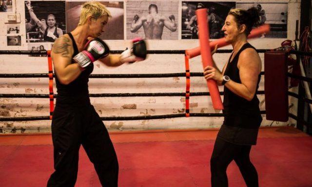 Boxing and Kickboxing – Tyger Tyger