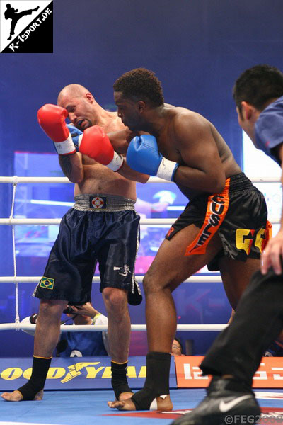 Kickboxing – Tyger Tyger